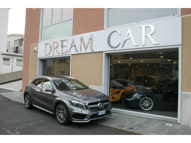 Mercedes-Benz GLA 45 AMG 4MATIC